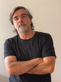 El escritor bogotano Gonzalo Mallarino Flórez. ©Carmen Restrepo.