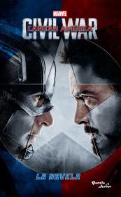 Capitán América. Civil War. La novela