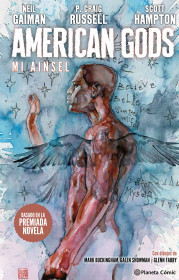 American Gods Sombras Tomo nº 02/03
